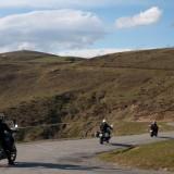 Huesca acoge a los motoristas de la séptima Ruta de los Penitentes
